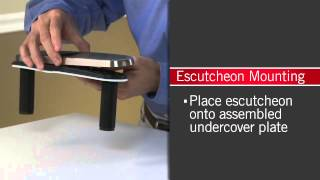 Step 1 - How to Install a Single-Handle Pull-Down Faucet Featuring Touch20® Technology