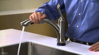 Step 6 - How to Install a Pull-Out Faucet Featuring Touch20® Technology