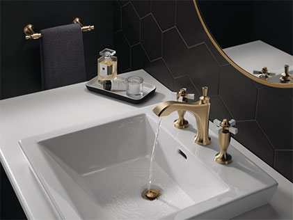 Dorval™ Bath Collection
