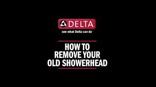 How to Uninstall a Shower Head